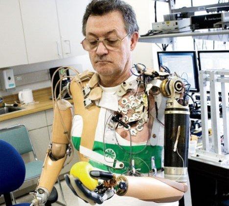 ученые разрабатывают работающий протез глаза идти врачу